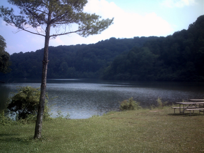 9) Strouds Run State Park