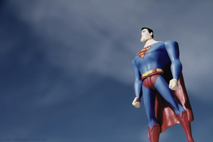 17) Superman