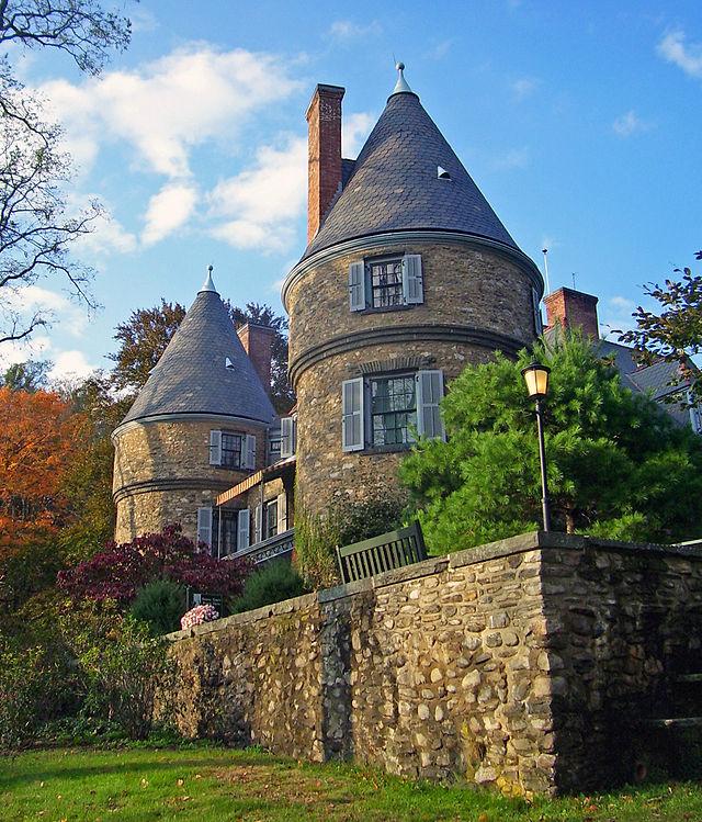 15 Castles In Pennsylvania