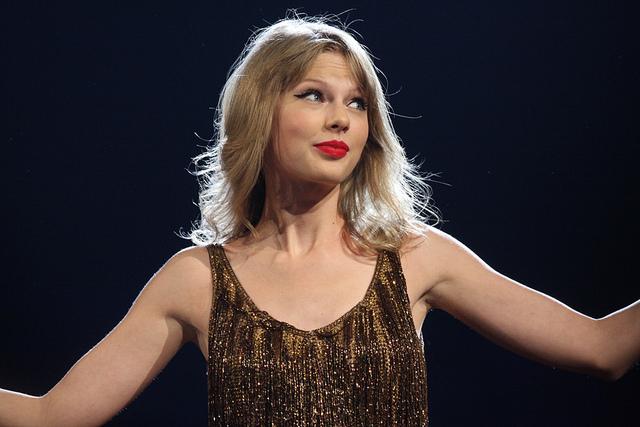 7) Taylor Swift