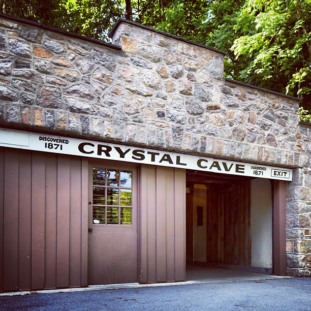 7. Crystal Cave, Kutztown