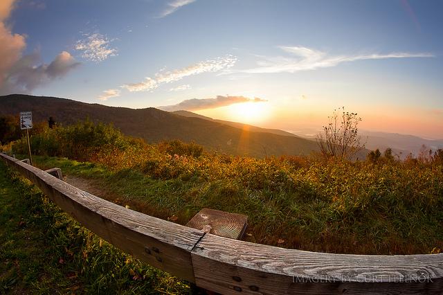 "13. ""Blue Ridge Sunrise"" by Curt Fleenor"