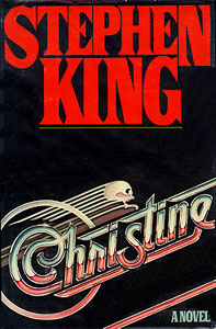 8. Christine, Stephen King
