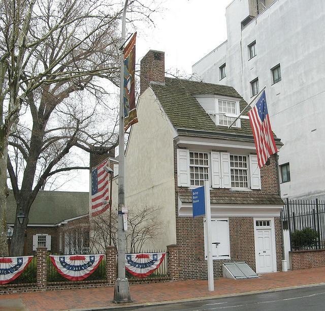 8. Pennsylvania, Philadelphia in particular, is full of U.S. history.