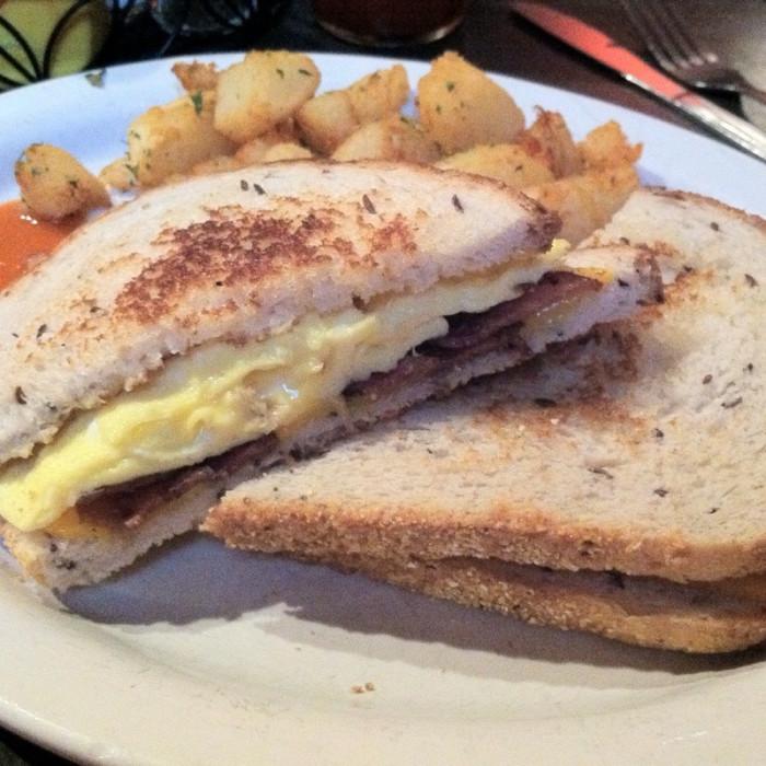 8) Grumpy's Cafe