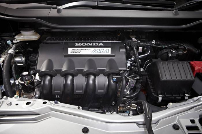 5) Electric car motor