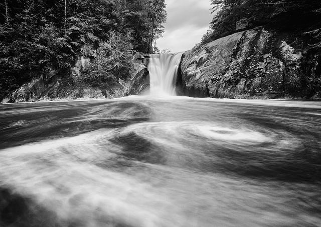20. Elk Falls, Elk Park, NC
