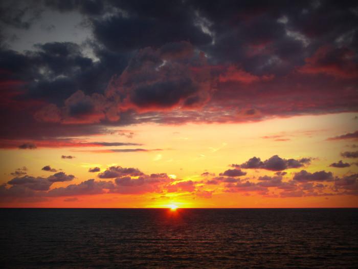 1) Lake Erie