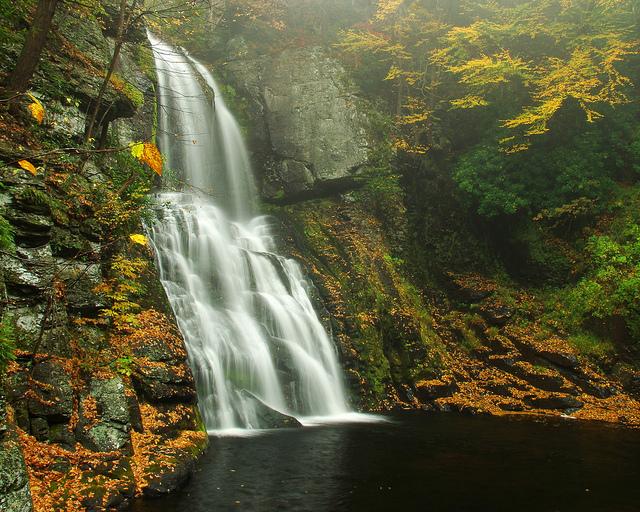 9) Main Falls, Bushkill Falls