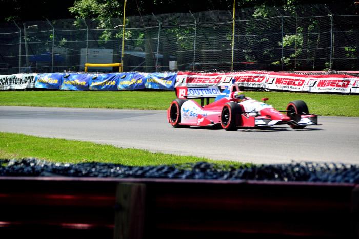 9) Drive a real race car.