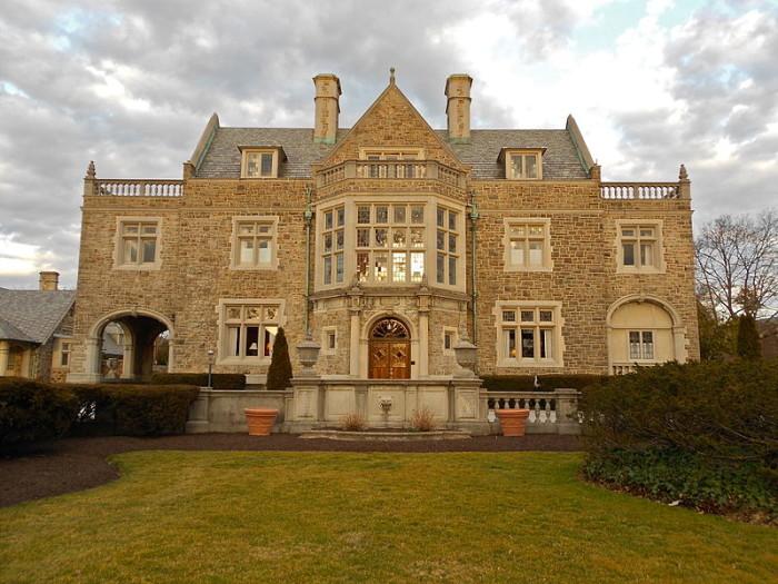 9. Mansion in Springdale Historic District, York