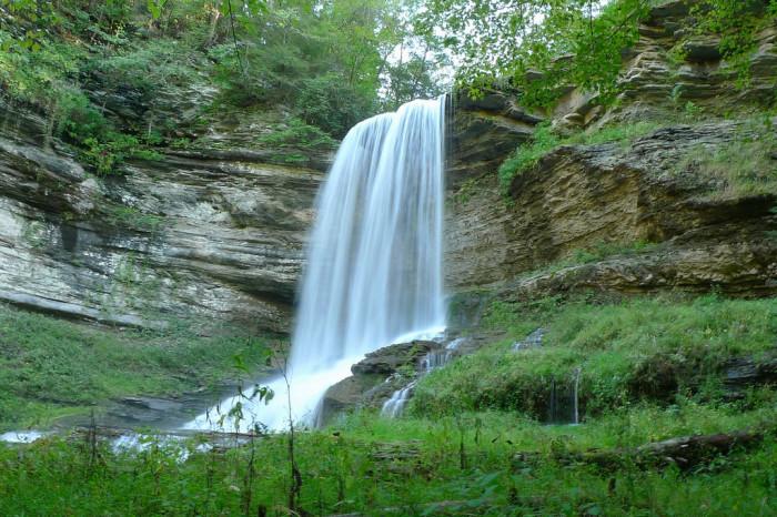 1. Abrams Falls, Leonard