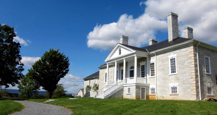 4. Tour historic Virginia homes and plantations – almost anywhere in the state.