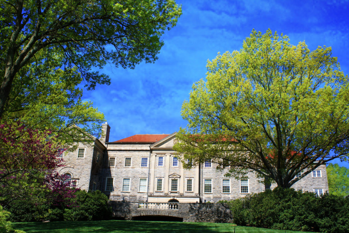 4) Cheekwood Botanical Garden and Museum of Art is a 55-acre property that's rife with lush foliage and serves as the site for multiple events over the course of the year. Take a look at their event calendar and plan a trip during the spring to catch the flowering gardens!