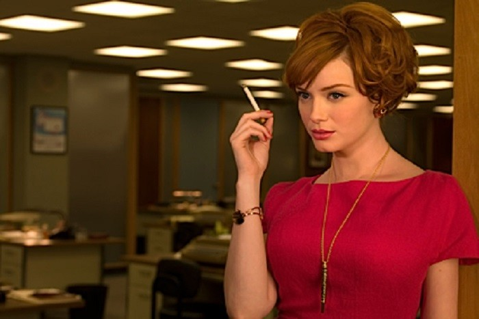 """7) Christina Hendricks didn't spend a large amount of time in Tennessee, but her birth certificate reads, """"Knoxville."""" Her work as the character of Joan on """"Mad Men"""" has given the east Tennessee beauty a whopping five Emmy nominations."""