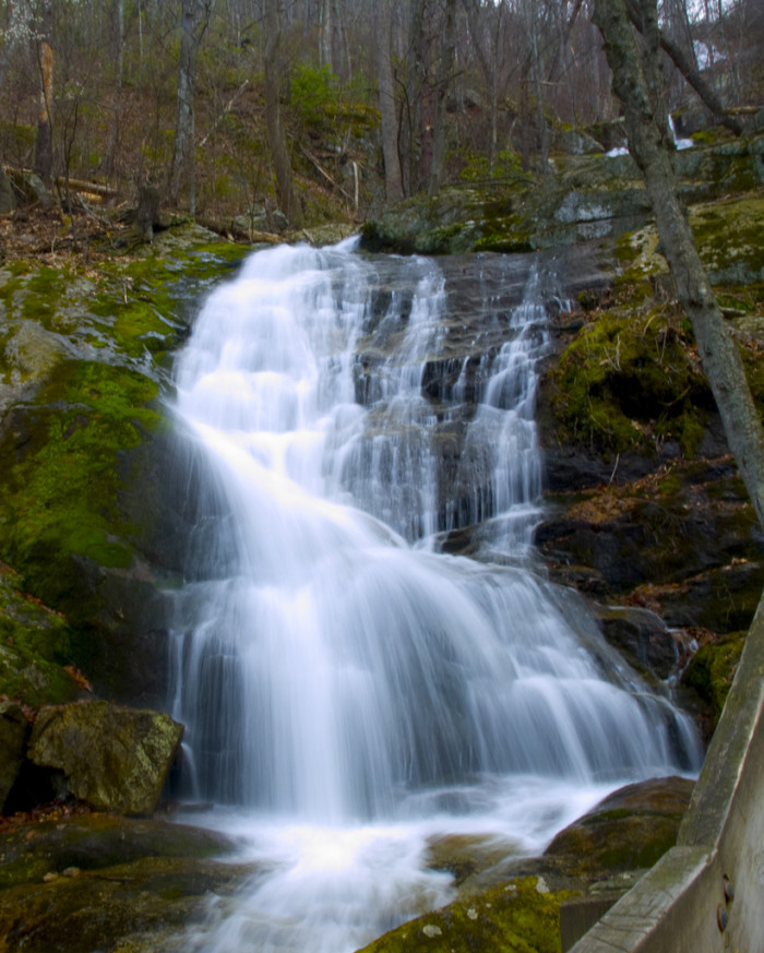10. Crab Tree Falls, Nelson County, Virginia
