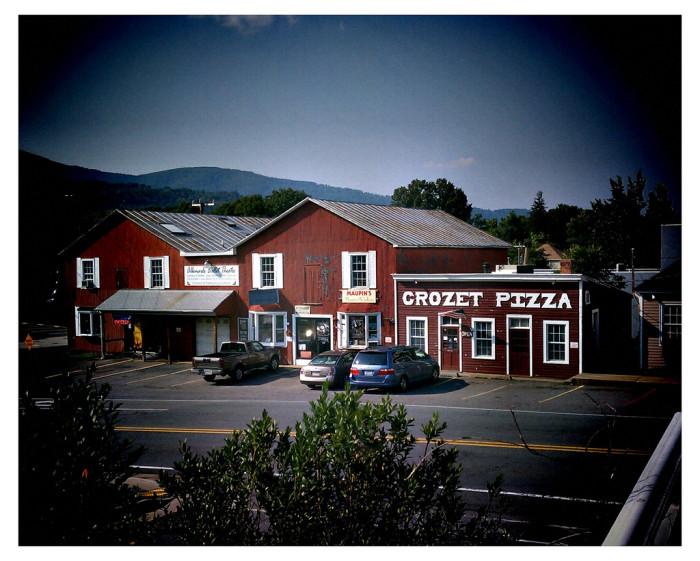 4. Crozet Pizza, Crozet