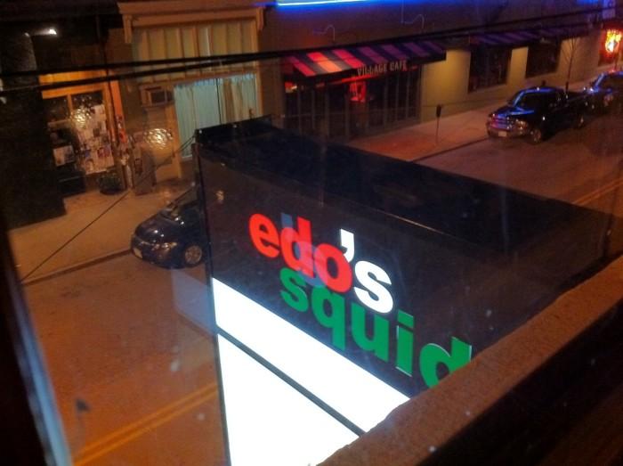 3. Edo's Squid, Richmond