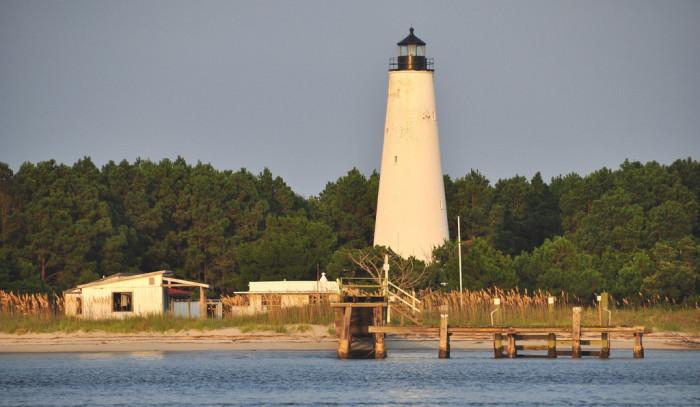 2. Georgetown County Lighthouse/ North Island Light (North Island)