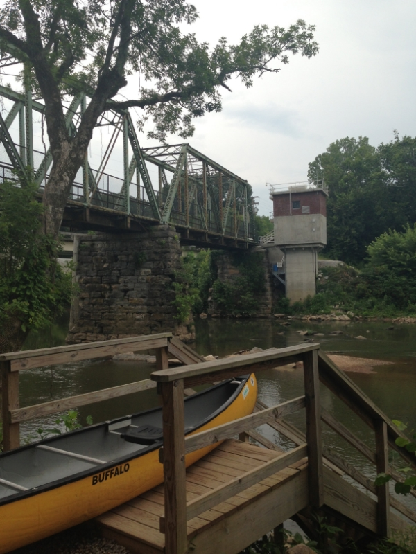 15) Take a spin on the Harpeth River in a canoe, or rent a kayak! Tennessee is full of rivers and lakes to keep you occupied through the spring and summer.