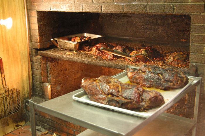 18. King's BBQ Restaurant, Petersburg