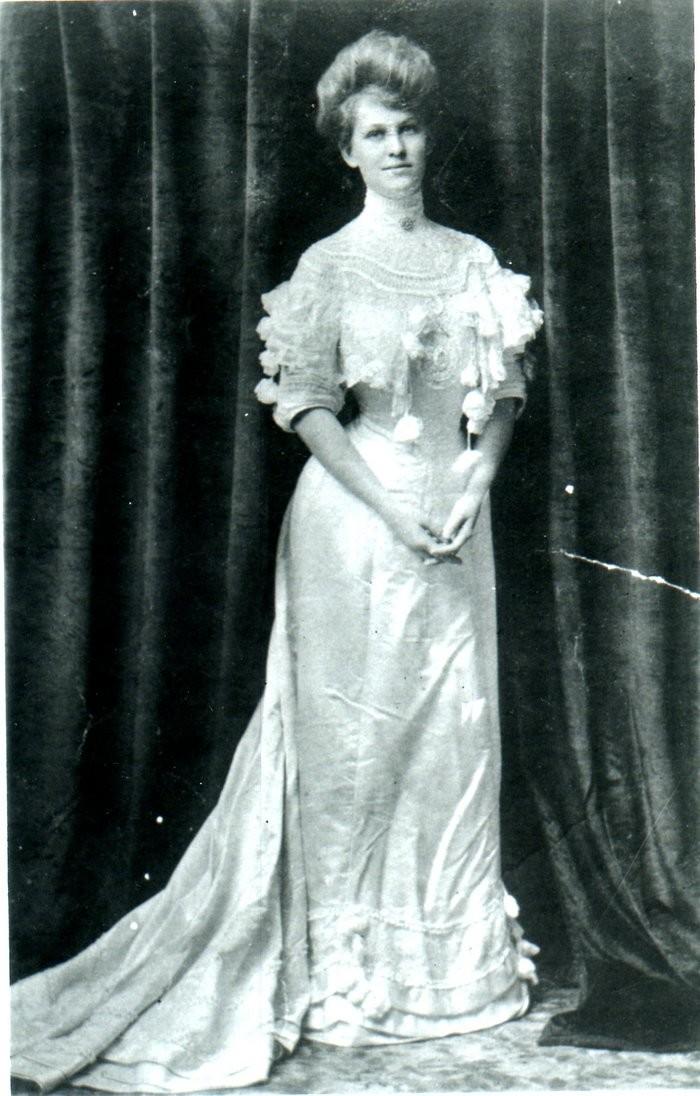1. Lavinia Fisher (1793-February 18, 1820)