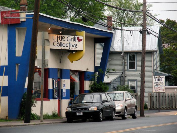 10. Little Grill Collective, Harrisonburg