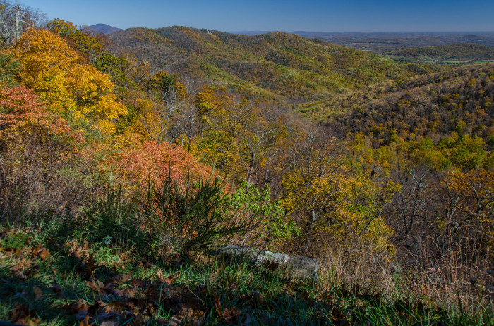 15. Mary's Rock, Sperryville, Virginia