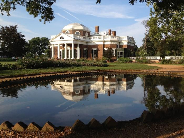 7) Monticello.