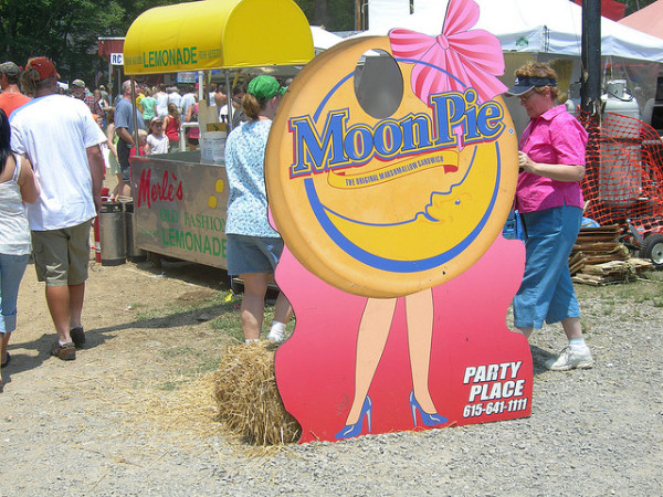10) The Moon Pie was created in Chattanooga in the year 1917, a dessert made in response to the needs of local coal miners. The state even has Moon Pie festivals in the summer as a nod to their sweet heritage.