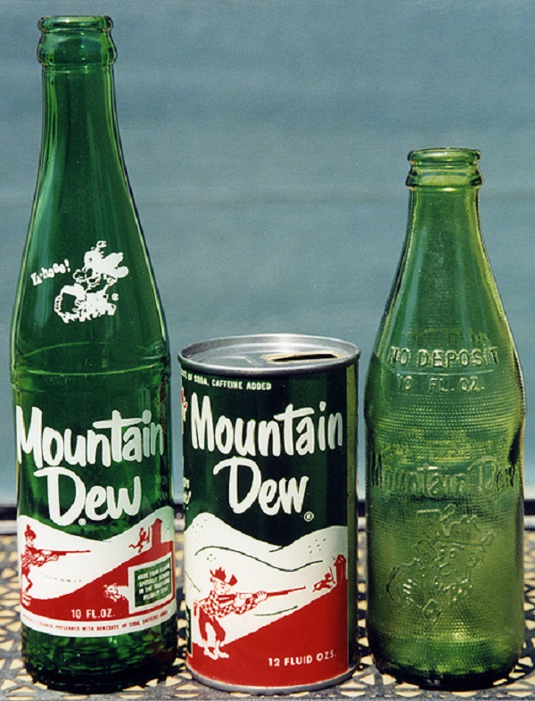 7) Knoxville is the homeland for Mountain Dew soda pop - the green, fizzy treat was originally created as a whiskey mixer.