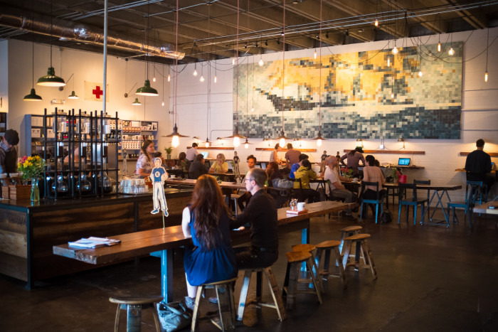 11) Coffee lovers can rejoice at the caffeine- infused state capital. Nashville's burgeoning café scene is set to give Portland a run for their money.
