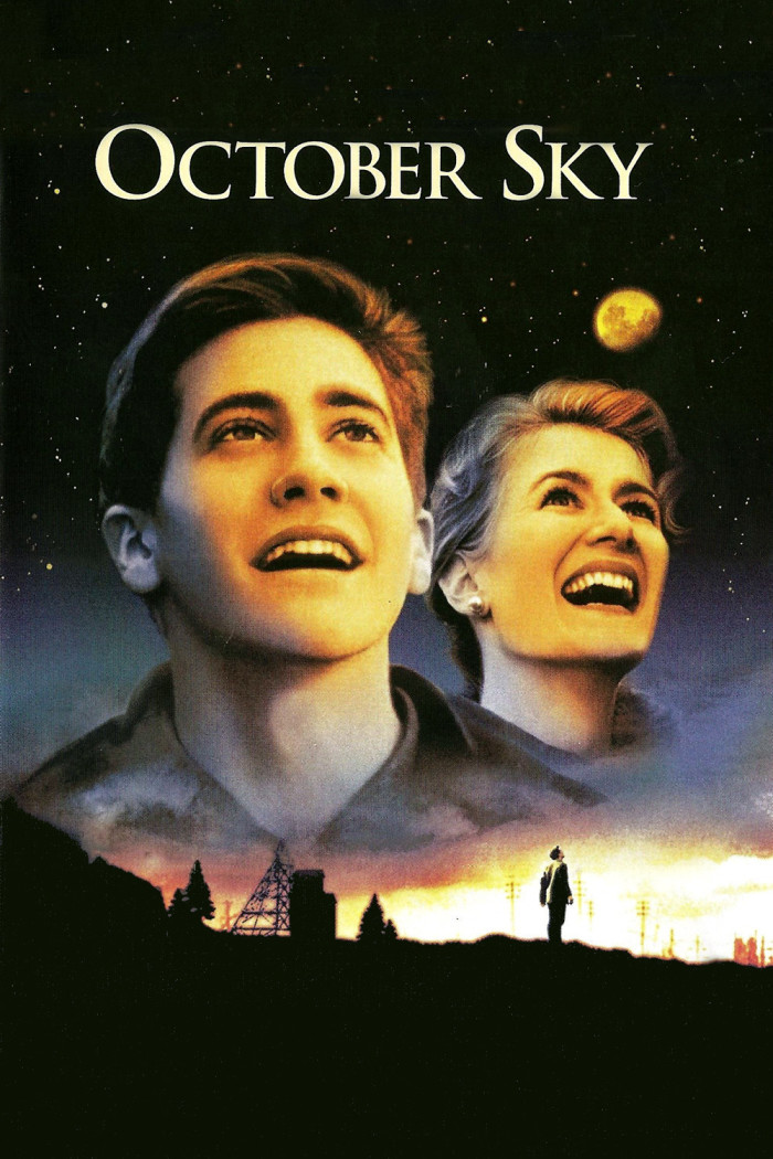 """The entirety of, """"October Sky"""" was filmed in Tennessee, giving an inspirational film a beautiful backdrop."""
