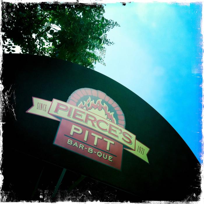 17. Pierce's Pitt BBQ, Williamsburg