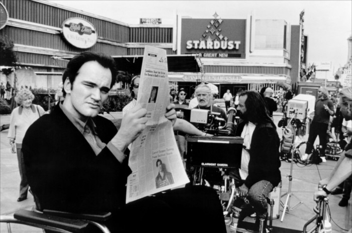 """12) Before making a name for himself with films such as, """"Pulp Fiction"""" and """"Kill Bill,"""" Quentin Tarantino was born to a nurse and actor in the east Tennessee city of Knoxville. The award winning director has made quite a name for himself since his days spent in the south."""