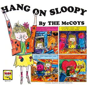 """13) Whenever we hear """"Hang on Sloopy."""""""