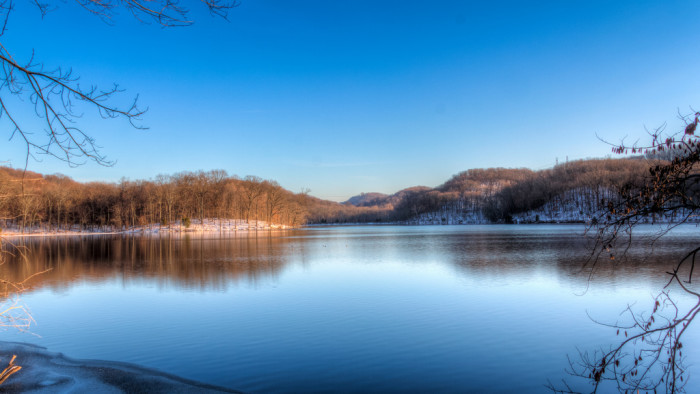 12) Radnor Lake is a Brentwood based natural area made up of 1,200 acres and the option to take one of 6 easy hikes.