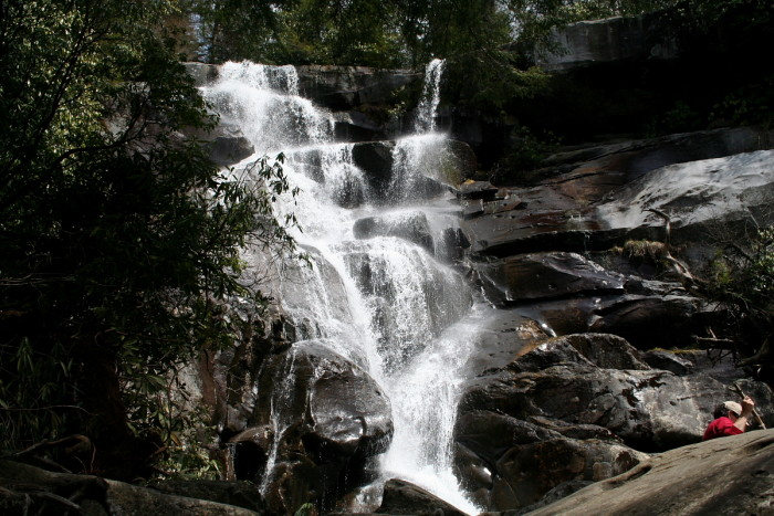 11)Ramsey Cascades is another Gatlinburg hiking trail, one where you will most definitely need hiking boots and a lot of stamina – the entirety of the trail clocks in at eight miles.