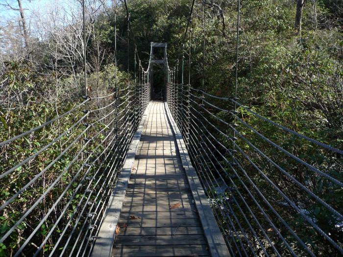 8. Raven Cliff Falls Trail (Greenville Co., SC)