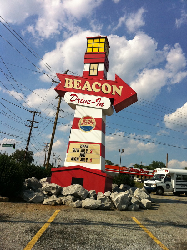 14. Beacon Drive-In (Spartenburg, SC)