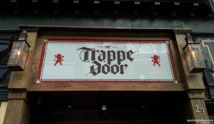 1. The Trappe Door (Greenville, SC )