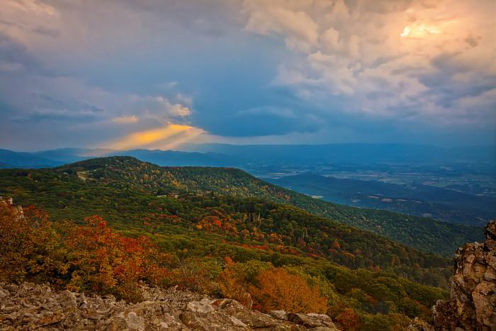 11) The Shenandoah Valley.
