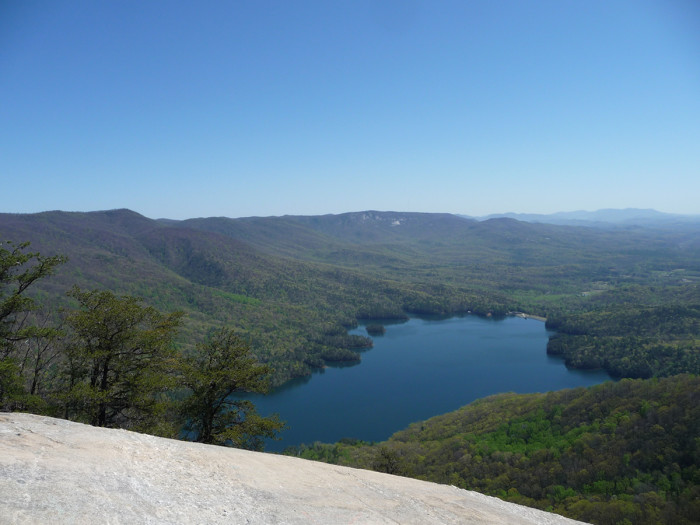 11. Table Rock State Park (Pickens, SC)
