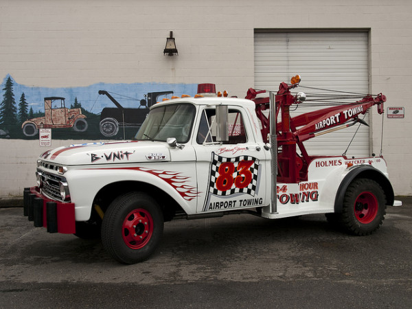 9) Tow trucks have turned out to be the saving grace for any of us that have blown a tire or run out of gas. The towing industry began in Chattanooga in 1916 and has gone on to help the masses keep their sanity ever since.