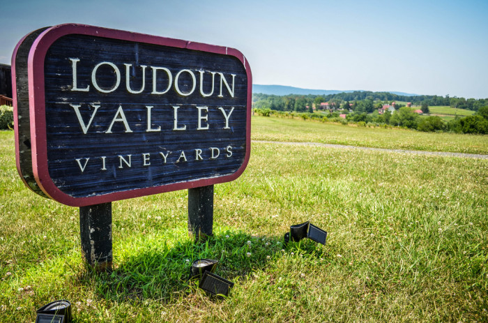 7. Eat, drink and be merry at Virginia's wineries.
