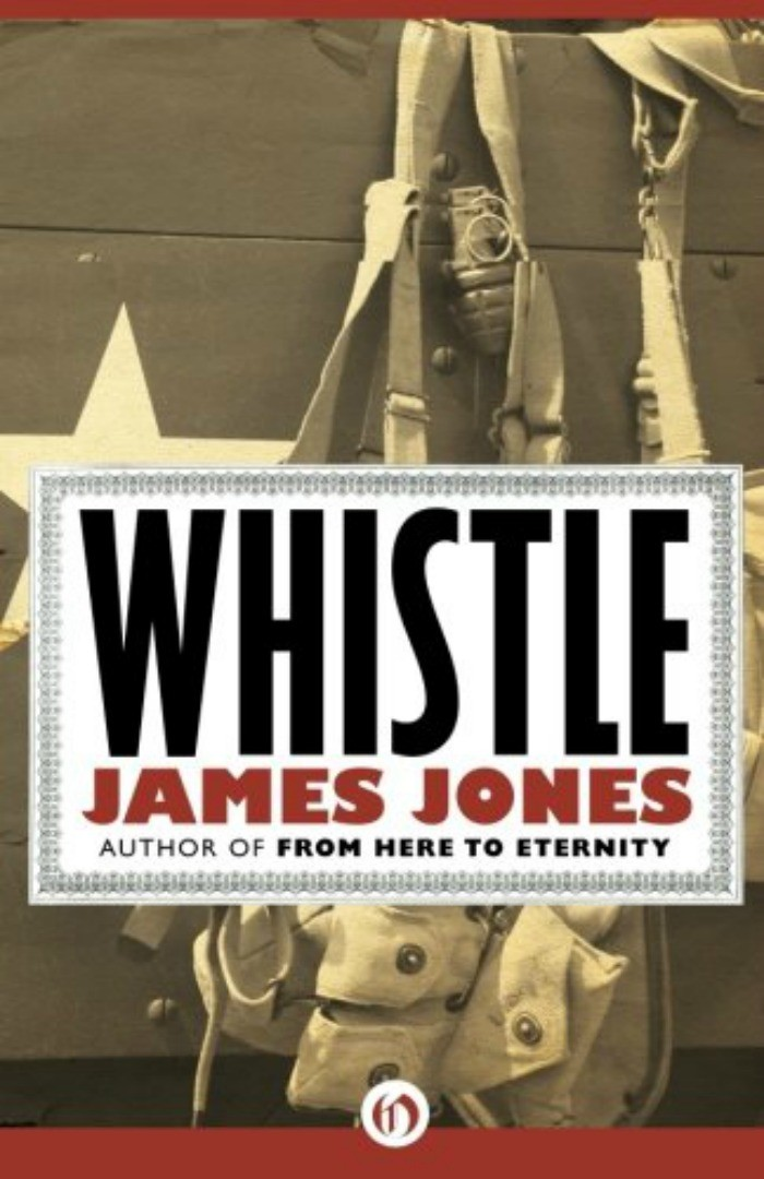 "10) Although more popular for his previous novel, ""From here to Eternity,"" James Jones pens a heroic addition to his bestselling trilogy with Tennessee based, ""Whistle."" The book chronicles the emotional journey of a war veteran and the vibrant horrors of lingering memory."