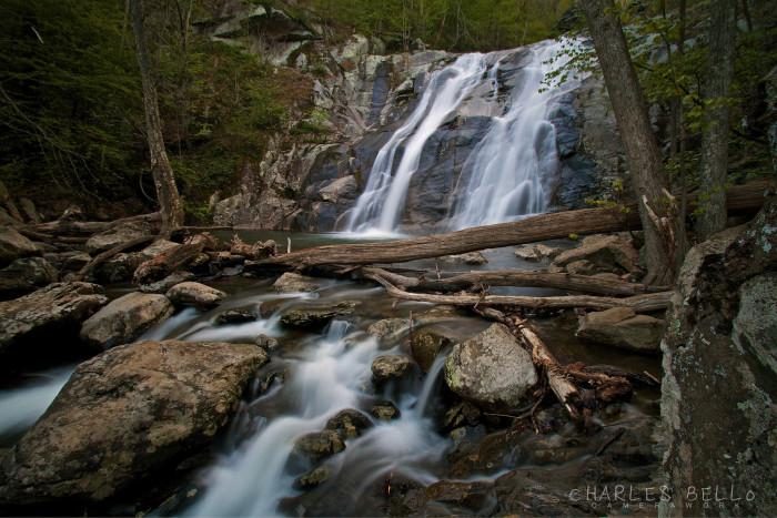 11. Whiteoak Canyon Falls, Luray, Virginia