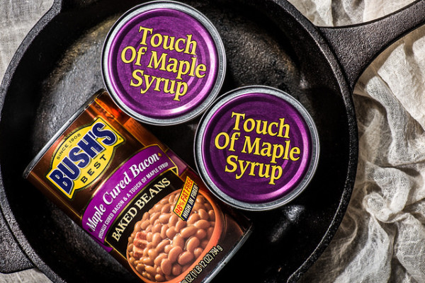 12) Those summer bbq's just wouldn't be the same without baked beans, and the Bush's brand has been going strong since it's start in Chestnut Hill, Tennessee.