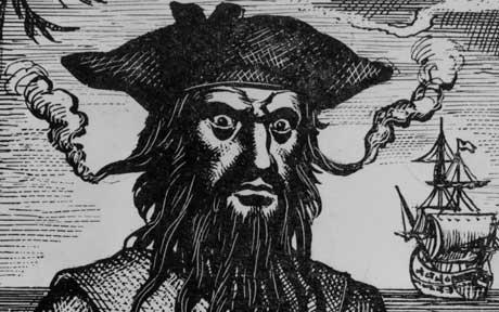 18. When the infamous pirate, Blackbeard, wanted to call our state home.