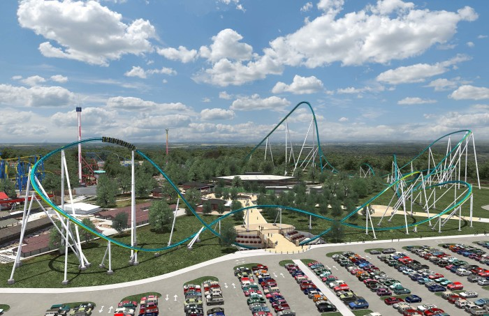 4. Remember just how awesome adrenaline feels at Carowinds